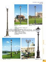 Cheap Garden Lighting Outdoor Standing Pole Light