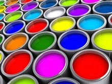 hot sale good weatherability acrylic latex paint for exterior wall