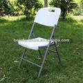 Cadeiras dobráveis de plástico, casamento festa aluguel de cadeira