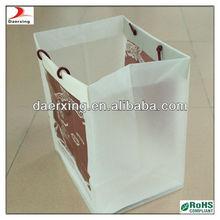 bottom gusset bags,LDPE/HDPE/OPP/PP/PVC/Non woven material