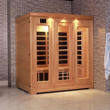 Finland Hemlock Infared Sauna Room