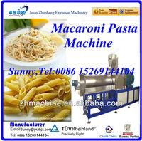 Automatic modified strach macaroni pasta machine