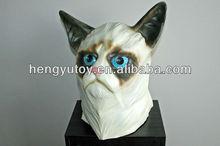 2015 Hotsale newest wholesale party masks masquerade Costume grumpy cat mask