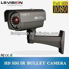 LS VISION 1080p HD-SDI Panasonic CMOS security waterproof hd cctv camera