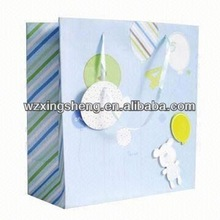2014 HOT!! fashion paper Gift shopping Bags for craft paper baga