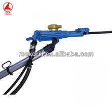 pusher leg rock drill/mining drill tools/Pneumatic jack leg YT29A