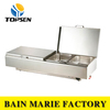 Good food heating bain marie equipment