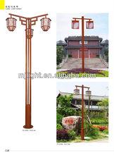 Charming European style garden lantern suitable for garden and yard
