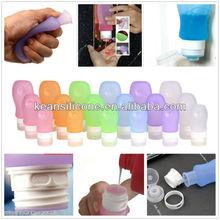 dog food bottle/travel size refillable tube
