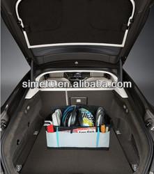 Folding Auto Trunk Storage /Car Boot Organiser in Car /auto interior accessories