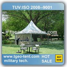 pagoda garden receiption tents