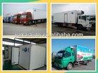 Camion foton, mini van body