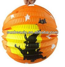 2013 new design holloween round lantern