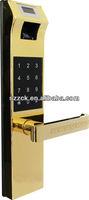 Electronic fingerprint lock,biometric locks for hotel safe with code door lock