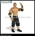 Juguete de lucha rey de lucha libre, enfrentamiento de plástico conjunto de juguete; elhombredejuguetes juguetes de vinilo