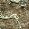 upholstery jacquard cheap curtain fabircs (HX06050)