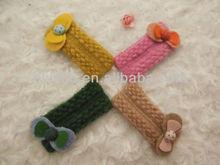 Felt hairbow,barrette,hair clips for girls