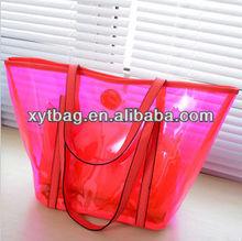 Hot sellling clear bags handbag manufacturer