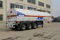 50000L tri axle oil tank trailer