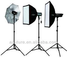 Aputure professional complete photo studio kit