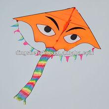 large eye and eyebrow kite