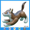 Hot sale inflatable baby rider, inflatable dog animal rider, inflatable rider toy