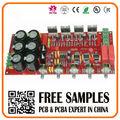 personalizado de alta qualidade de rádio fm pcb placa de circuito com certificado de rosh