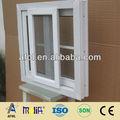 Fácil de limpar interior decorativa janela grills
