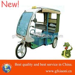 China three wheel passenger tricycles
