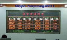 text message RG,1R1G,1R1PG,RGY,RB,GB dual color led display sign p4 p4.75 p5 p6 p7.62 p10 p12 p16 p20