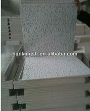Professional supply and export pvc plafond gypsum