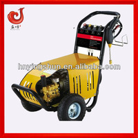 2013 CE approved 80-250Bar high-pressure cold water high pressure floor washing machine