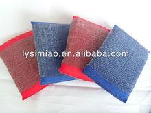 SM-866 dish washing sponges for kitchen use