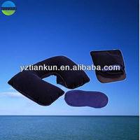 06 travel kit,travel set,eye mask,pillow,earplug,eyeshade