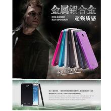 Colorful Slim Hard Aluminum metal case for samsung galaxy nexus bumper case