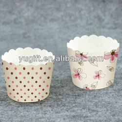 polka dots design 2 mix Promotion Single Color Dot Bakery Paper Baking Cups, Cupcake Liners and Muffin Cases