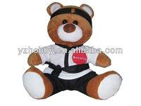 plush Japanese bear toy