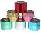 Vacuum Metallized PET Film 12micron for flexible packing