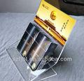 pmma de publicidad de la promoción del tabaco cigarrillos baccy marco del estante
