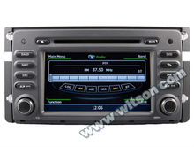 WITSON car dvd player gps for Smart ForTwo with A8 Chipset Dual Chipset 3G modem wifi DVR Option---Russia Menu!!!