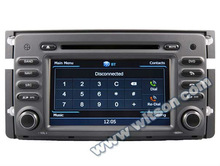 WITSON car double din gps SMART ForTwo with A8 Chipset Dual Chipset 3G modem wifi DVR Option---Russia Menu!!!