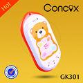 sos botão de pânico concox gk301 pequeno telefones celulares para venda