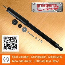 Rear Shock absorber Mercedes Benz C class W203 genuine auto parts