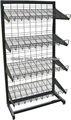 Fiore espositori metallici per la vendita di visualizzazione hsx- metallo-100369 stand