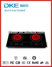 Hot sale for built in hot plate DKE-DT01