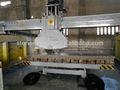 آلة المنشار hsq-1200 آلة قطع الجرانيت