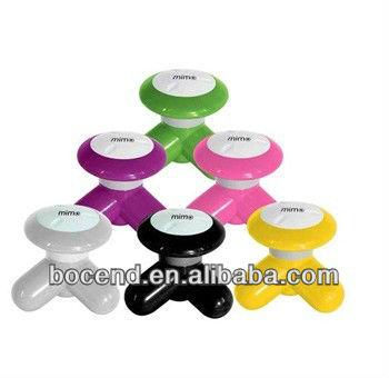 Mini electric handheld massager