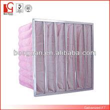 High temperature filter cotton