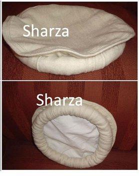 Afghan hand made Pakol Hat