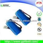 3.6 v 1600mah er14335 2/3AA lithium battery dry battery